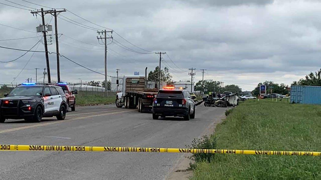 Del City  Fatal Accident 5-11 3