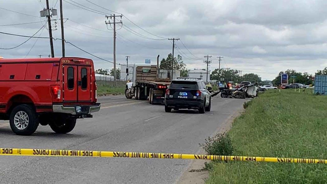 Del City  Fatal Accident 5-11 4