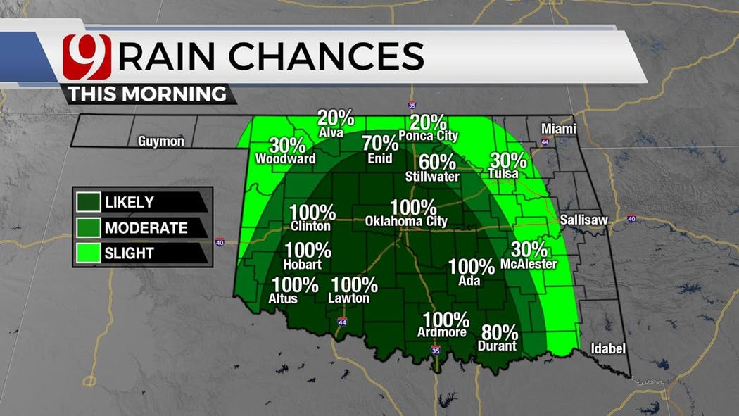 Rain Chances 5-16