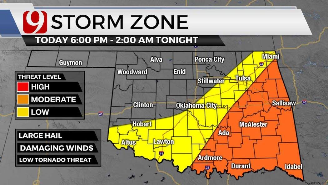 Storm zone 5-3-21