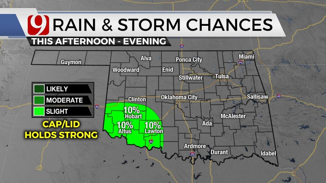 Storm Chances 5-8