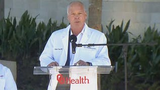 Dr. Lance Frye, OSDH Commissioner Of Health, Resigns