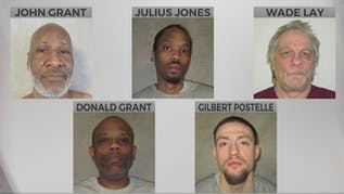 Oklahoma Death Row Inmates Ask Federal Appeals Court To Halt Executions