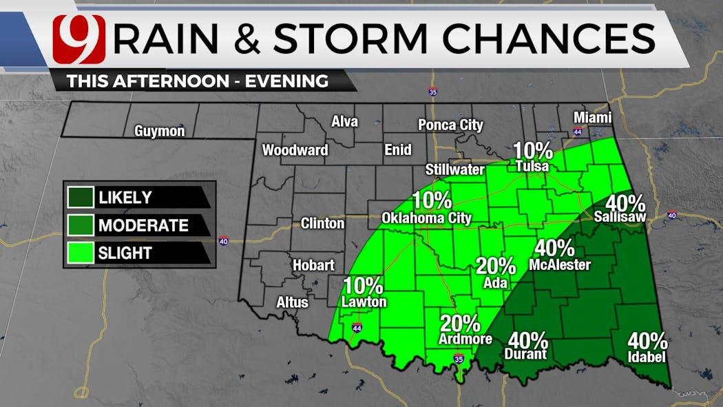Storm Chances