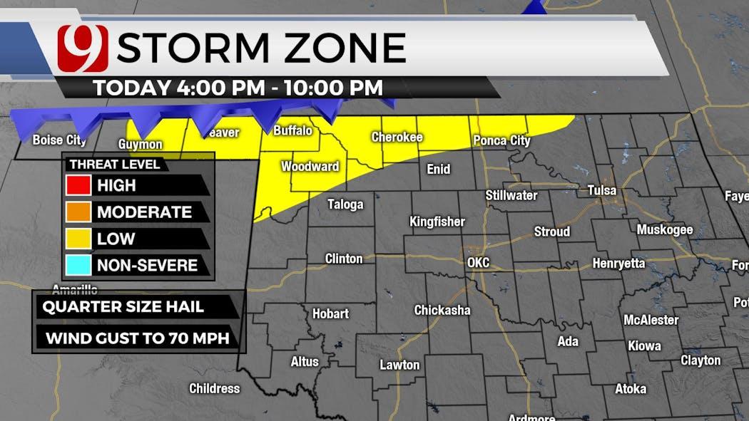 storm zone