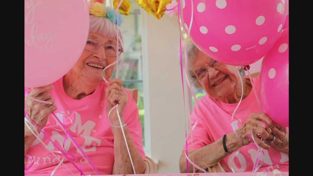 100th Birthday 9-20 2