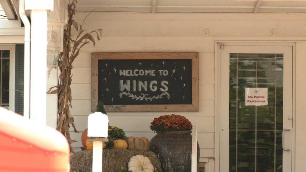 Wings OK in Edmond