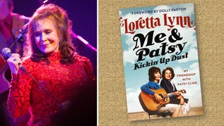 INTERVIEW: Loretta Lynn talks about her new book 'Me & Patsy Kickin' Up Dust: My Friendship with Patsy Cline'